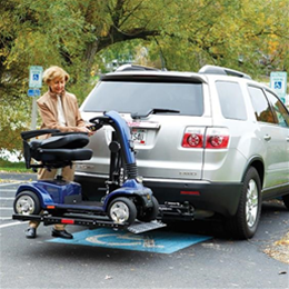 Out-Sider® Exterior Lift - Image Number 94130